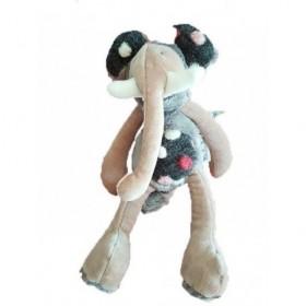 Accueil Moulin Roty Doudou Moulin Roty Elephant Gris Baou 24cms Zazou Pantin