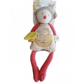 Accueil Moulin Roty Doudou Moulin Roty Singe Rouge Les Papoums Activite