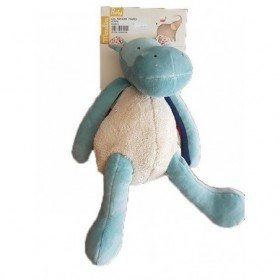 Accueil Moulin Roty Doudou Moulin Roty Hippopotame Bleu 29cms Les Papoums Pantin