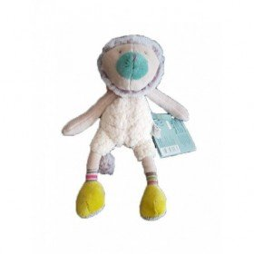 Accueil Moulin Roty Doudou Moulin Roty Chat Blanc Creme 23cms Les Pachats Pantin