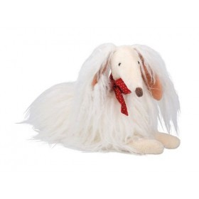 Accueil Moulin Roty Doudou Moulin Roty Chien Blanc Scarlette Les Coquettes Pantin