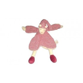 Accueil Moulin Roty Doudou Moulin Roty Souris Rouge Rayure Rouge Valentine & Balthazar Plat