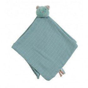 Accueil Moulin Roty Doudou Moulin Roty Chat Vert Lange Les Pachats Plat