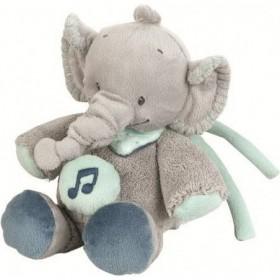 Accueil Nattou doudou Nattou Elephant Bleu mini 20cms Jack Jules & Nestor Musical