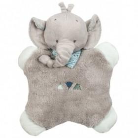 Accueil Nattou doudou Nattou Elephant Bleu Flatsie 25cms Jack Jules & Nestor Semi Plat