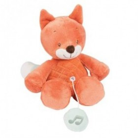 Accueil Nattou doudou Nattou Renard Orange Mini Fanny & Oscar Musical
