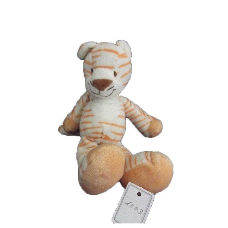 Accueil Nicotoy Doudou Nicotoy Tigre Blanc  Pantin