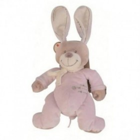 Accueil Nicotoy Doudou Nicotoy Chien Rose 30cms Cuddles Pantin