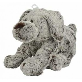 Accueil Nicotoy Doudou Nicotoy Chien Marron fonce 27cm Floopy