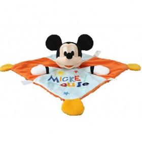 Accueil Nicotoy doudou Nicotoy Personnage Orange Mickey Plat