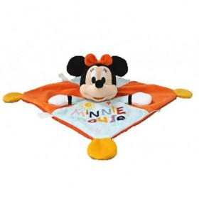 Accueil Nicotoy doudou Disney Minnie Orange Minnie Plat Indigo