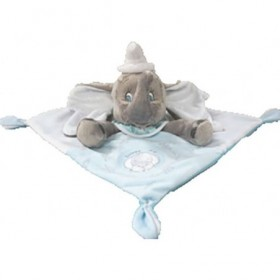 Accueil Nicotoy doudou Nicotoy Elephant Bleu Dumbo Sentimental Heritage Plat