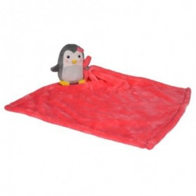 Accueil Nicotoy doudou Nicotoy Pingouin Rose Spandex Pantin