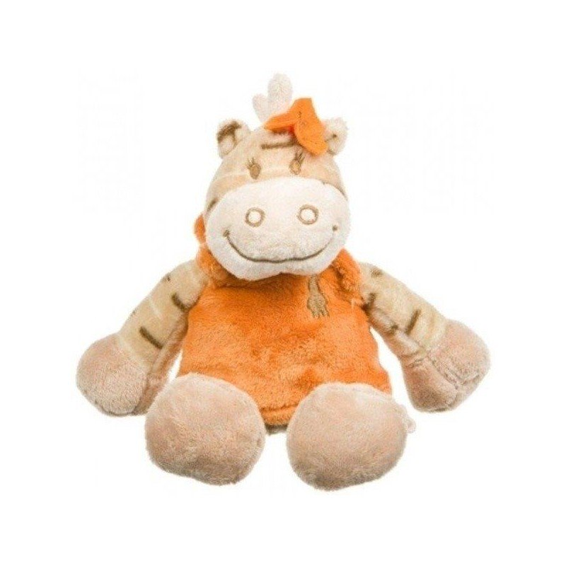 Accueil Noukies Doudou Noukies Zebre Orange Zamba Pantin