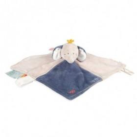 Accueil Noukies doudou Noukies Elephant Bleu Tidou 15cms Bao & Wapi Pantin