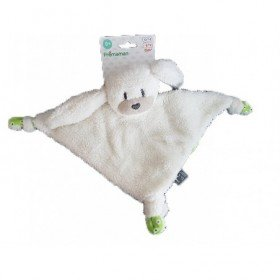 Accueil Orchestra doudou Orchestra Lapin Blanc Dos vert rond Plat
