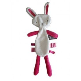 Accueil Orchestra doudou Orchestra Lapin Blanc Sherpa Plat