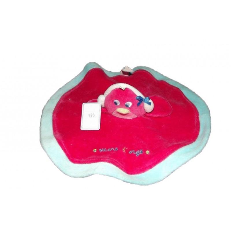 Accueil Sucre d'orge Doudou Sucre d'orge Oiseau Rouge  plat