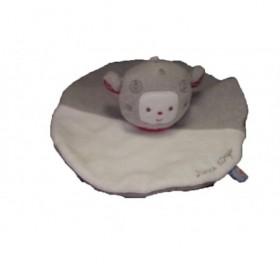 Accueil Sucre d'orge Doudou Sucre d'orge Mouton Blanc  Plat
