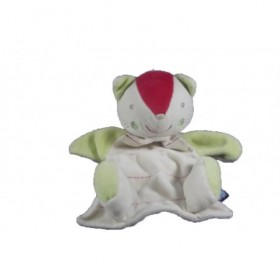 Accueil Sucre d'orge Doudou Sucre d'orge Chat Vert raton blanc rouge Plat