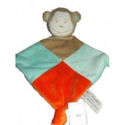 Accueil Z'autres marques Doudou Tape a l'œil Singe Orange  plat