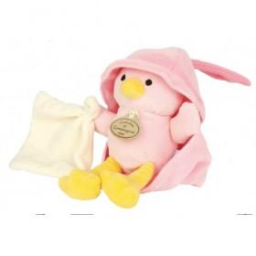 Accueil Babynat doudou Babynat Poussin Rose dans son œuf bn0235 Les Œufs Pantin