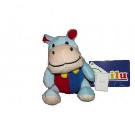 Accueil Z'autres marques Doudou Lupilu Hippo Bleu  Hochet