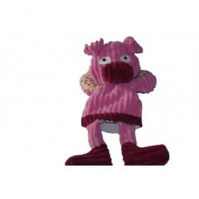 Accueil Babynat doudou Babynat Cochon Rose BN683 Les Coteles Marionnette