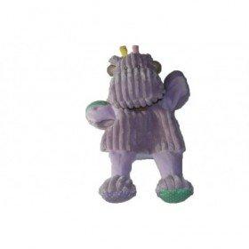 Accueil Babynat doudou Babynat Hippo Violet Les Coteles Marionnette