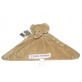 Accueil Z'autres marques Doudou Carters toys Elephant Marron  Plat