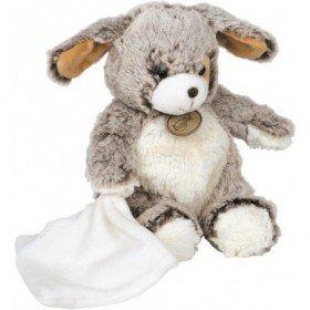 Accueil Babynat doudou Babynat Chien Marron BN052 Les Flocons Pantin