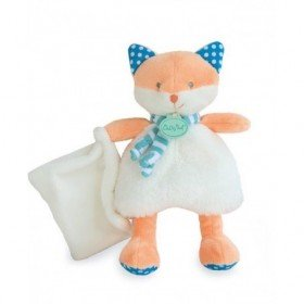 Accueil Babynat doudou Babynat Renard Orange BN0113 Les Poupis Pantin
