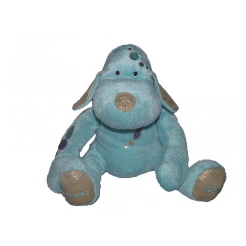 Accueil Z'autres marques Doudou Douglas Chien Bleu montgolfiere 2011 Pantin