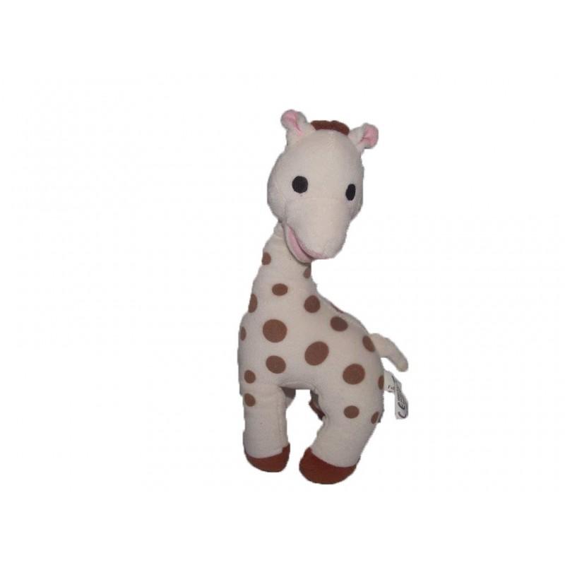 Accueil Z'autres marques Doudou Vulli Girafe Marron  Pantin