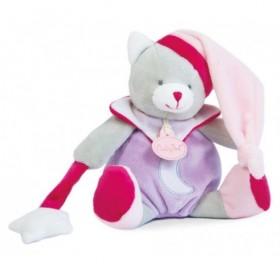 Accueil Babynat doudou Babynat Ours Rose BN0139 Les Luminescents Pantin