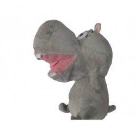 Accueil Z'autres marques Doudou Dreamworks Personnage Gris Madagascar hippopotame Gloria  Pantin