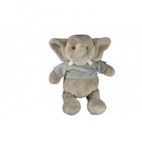 Accueil Z'autres marques Doudou KMC Elephant Marron  Pantin