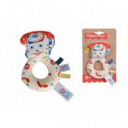Accueil Z'autres marques Doudou Fisher Price Telephone Blanc Classic Chatter Vintage Hochet