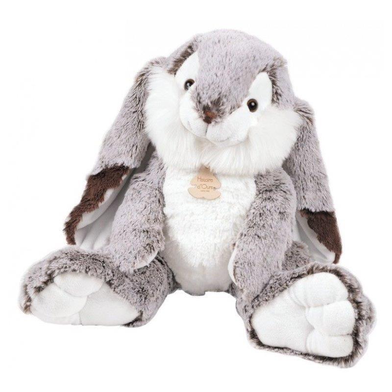 Accueil Histoire d'ours Doudou Histoire d'ours lapin Marius GM 50cms-HO2297