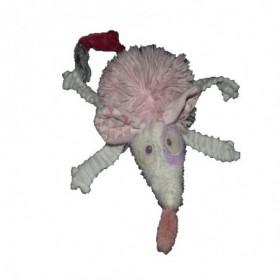 Accueil Z'autres marques Doudou Lune & Lucifer Monstre Rat souris rose pate blanche queue rose