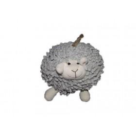 Accueil Z'autres marques Doudou Le Jardin d ulysse mouton Blanche blanc boule