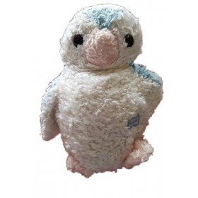 Accueil Z'autres marques Doudou Boulgom Pingouin bleu nez rose 20 cms