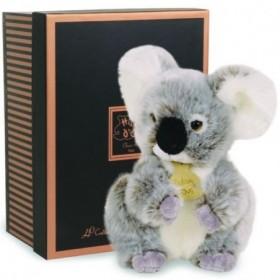 Doudou Histoire d/'ours Koala Gris Les Authentiques PM 20cms HO2218