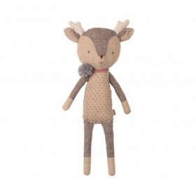 Accueil Maileg doudou Maileg Renne Gris Reindeer Fille Winter Friends Pantin