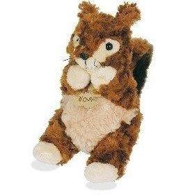 Accueil Histoire d'ours Doudou Histoire d'ours ecureuil marron 20cms les fripouilles HO1390