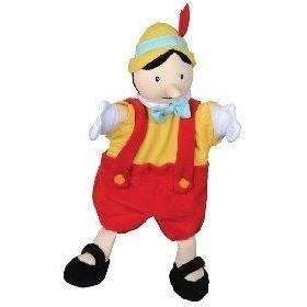 Accueil Histoire d'ours Doudou Histoire d'ours marionnette Pinocchio HO2245