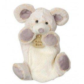 Accueil Histoire d'ours Doudou Histoire d'ours z'animoos marionnette suzie la souris HO2133