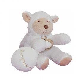 Accueil Doudou et Compagnie Doudou Doudou et Compagnie mon premier doudou mouton blanc bonbon DC1282