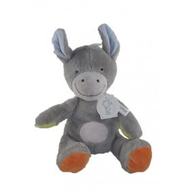 Accueil Happy Horse doudou Happy Horse Ane Gris Daffodil Daffodil Pantin