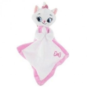 Accueil Disney Doudou Disney Chat Rose Plat - Marie Les Aristochats